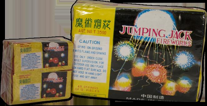 Jumping Jacks Stars Amp Stripes Fireworks Inc